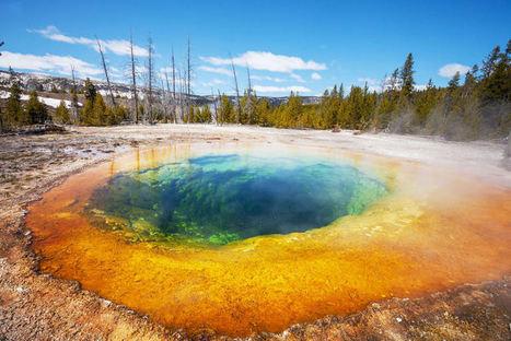 Les sites naturels les plus colorés sur Terre | World travel and photo places | Scoop.it