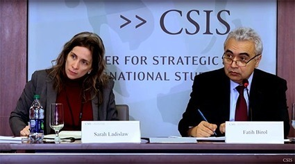 CSIS Energy | November in Review | Shahriyar Gourgi | Scoop.it