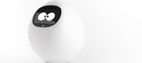 MJI Robot, votre compagnon bureau intelligent | AllMyTech | Scoop.it