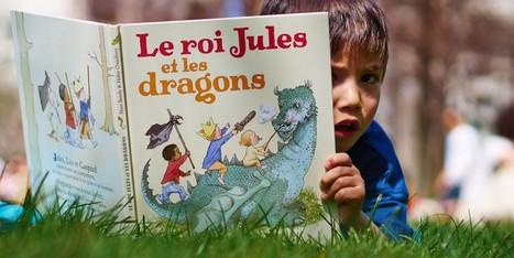 Hors les murs : les bibliothèques de Paris se mettent au vert tout l'été | BiblioLivre | Scoop.it