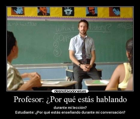 Laura Rosillo: Aprender hablando: reflexiones veraniegas sobre la participación en el aula | social learning | Scoop.it