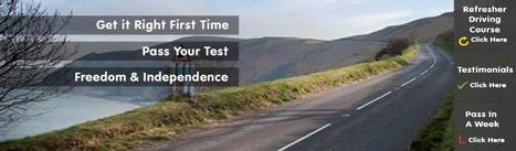 Learn the Best Driving Lessons Hounslo | Drive Safe Driving School | Scoop.it