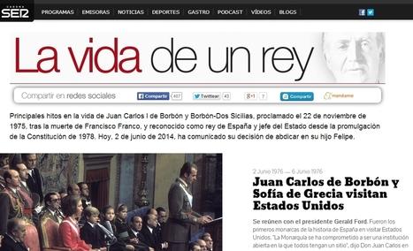 Productos documentales en los medios digitales tras la abdicación de Juan Carlos I | Documentación en medios de comunicación | Scoop.it