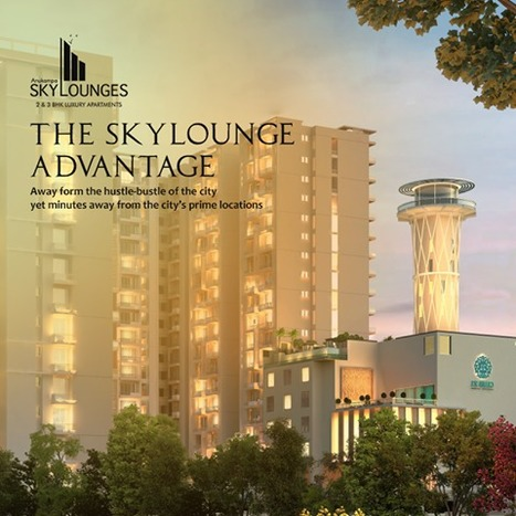 Sky Lounges - 2 BHK & 3 BHK Flats in Mansarovar, Jaipur | Residential Projects | Scoop.it