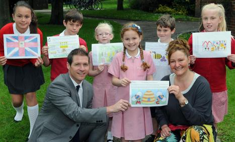 Pupils win prizes for garden designs | Green Thumb, Red Tomatoes | Scoop.it