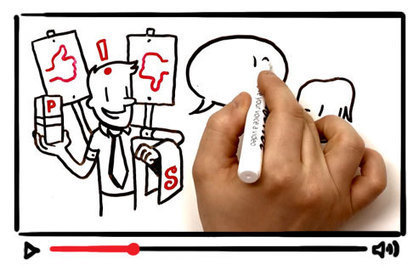 5 Free Tools for Creating Whiteboard Videos | AulaMagazine Scuola e Tecnologie Didattiche | Scoop.it