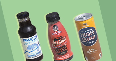 The Best Flavored Cold-Brew Bottles, Ranked | Urban eating | Scoop.it