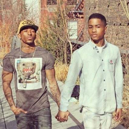 The Black male-male love and intimacy rebellion: challenging black male hyper-masculinity and remapping manhood   Patriarchy & Masculinity   Scoop.it
