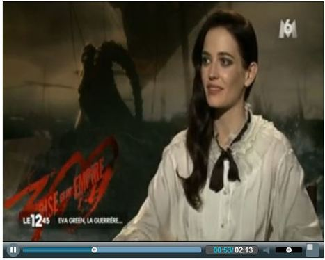 Noon News - M6 | 300 : Rise Of An Empire - TV & Web coverage | Scoop.it