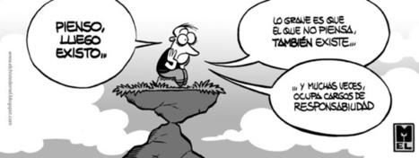 COGITO ERGO SUM | MAGISTER DIXIT | Mundo Clásico | Scoop.it
