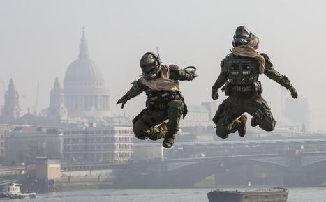 Titanfall - Cosplay y parkour en Londres | GAMERFOCUS | parkour | Scoop.it