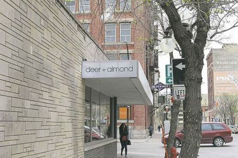 Downtown storefronts to be spruced up | Winnipeg Market Update | Scoop.it