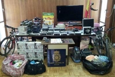 Detenidas tres personas por robar en casi cien trasteros de casas ... - El Mundo.es   tipos de robo   Scoop.it