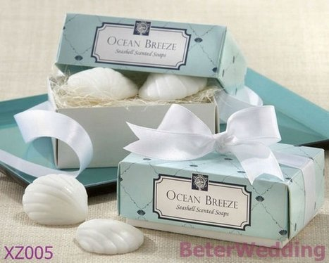 Aliexpress.com : Buy 42box Free Shipping Beach themed Soaps XZ005 84pcs seashell soaps birthday gifts and wedding favors from Reliable Party deocoration suppliers on Your Unique Wedding Favors | Soap Gift Set, Wedding Bubbles | Scoop.it