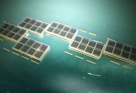 Could solar-powered floating farms provide enough food for the entire world? | Green Geek News | Scoop.it
