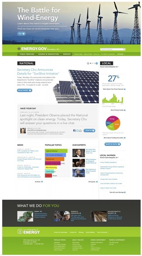 Energy.gov: A Content Strategy Case Study   Content Strategy  Brand Development  Organic SEO   Scoop.it