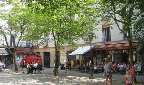 Que faire à Paris - Balade dans le quartier du Marais | Revue de Web par ClC | Scoop.it