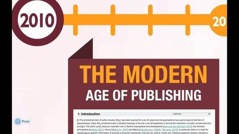 Bookmark - Gary Spencer on the Evolution of Digital Publishing in Scholarly Publishing   Books On Books   Scoop.it