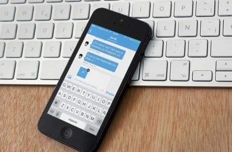 Twitter rediseña los mensajes directos y permite enviar imágenes [Scoopit @josem2112] | INFORMATICA | Scoop.it