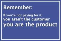 Publicité : si c'est gratuit, c'est vous le produit | Social and digital network | Scoop.it