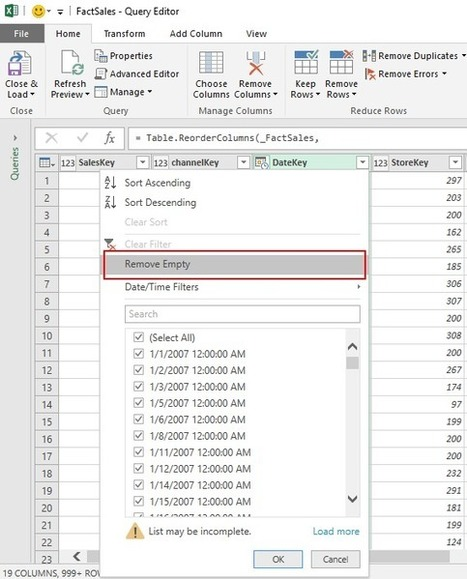 May 2016 updates for Get & Transform in Excel 2016 and the Power Query add-in - Office Blogs   E-learning and teaching   Scoop.it