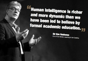 Day Two of ISTE 2012: Sir Ken Robinson's Top Eight Insights | If you lead them, they will follow! | Scoop.it