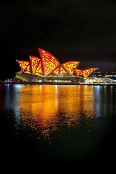 Vivid Sydney sets the City A-Glow - A Beauty Feature | As I travel | Scoop.it