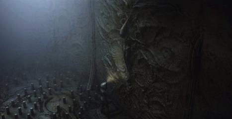 [livre audio - nouvelle] LA CITÉ SANS NOM (d'Howard Phillips Lovecraft) | Imaginaire et jeux de rôle : news | Scoop.it