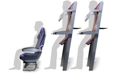 How Much Longer Until We're Standing on Airplanes? | Art, Design & Technology | Scoop.it
