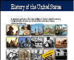 Go Social Studies Go! | United States history homepage | Best Classroom Web 2.0 | Scoop.it