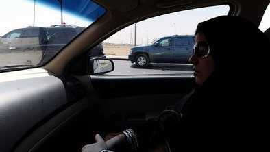 Saudi women seek right to drive | gender | Scoop.it