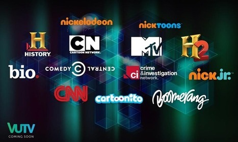 CNN, MTV and Cartoon Network coming to Freeview... | VuTV to launch for Freeview HD homes | Scoop.it