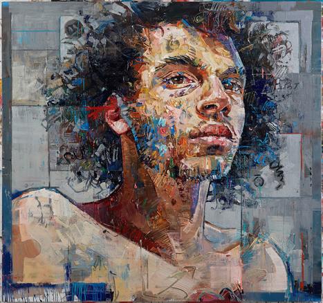 Andrew Salgado #Paiting #Artwork #Art #Culture | No. | Scoop.it