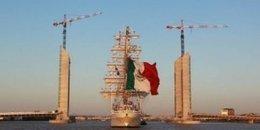 Bordeaux : le navire Cuauhtémoc est à quai | Bateaux et Histoire | Scoop.it