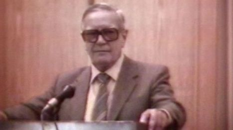 Kim Philby, British double agent, reveals all in secret video - BBC News   enjoy yourself   Scoop.it