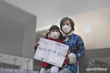 Airpocalypse hits Beijing... and breaks devastating new record   AP Human Geography   Scoop.it