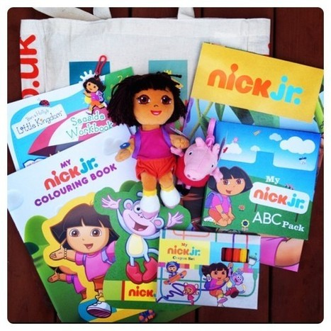 Nick Jr Leap: Educational Online Kids Games and Competition to Win 1 of 3 Premium Nick Jr Goodie Bags | CLOVER ENTERPRISES ''THE ENTERTAINMENT OF CHOICE'' | Scoop.it