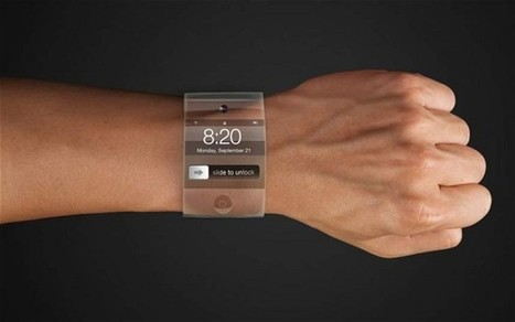 Introducing the Apple iWatch, your interface with the digital world. | Ideas | Scoop.it