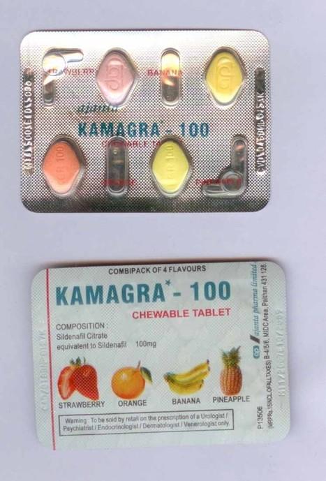 Compra Kamagra (Viagra Generico) Chewable 100 mg | www.24-h-rx.net - Vendita farmaci dimagrire , impotenza , eiaculazione precoce | Scoop.it