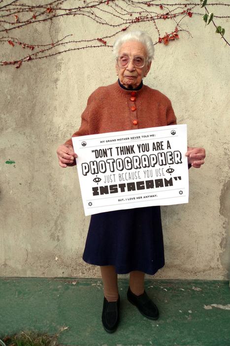 Tu sais ce qu'elle te dit ma grand-mère? | Réseaux sociaux et stratégie web | Scoop.it