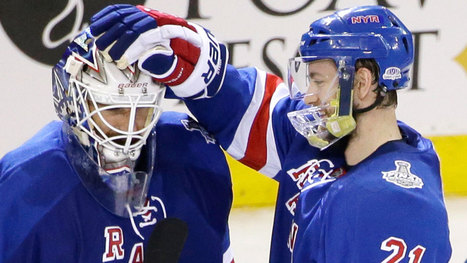 Once again, Lundqvist answers the call - ESPN (blog) | Amazing Rare Photographs | Scoop.it