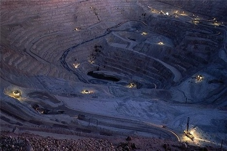 Thousands of workers begin strike at world's biggest copper mine | Sustain Our Earth | Scoop.it