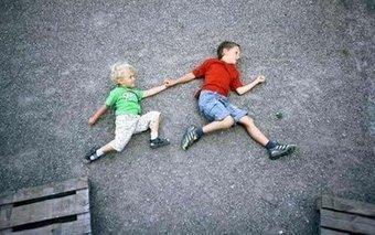 Insolite : Des enfants créent des illusions d'optique - Kids Having Fun | Mighty Optical Illusions