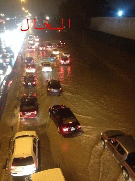 Twitter / libyanproud: Tripoli gets ready to drown ... | Saif al Islam | Scoop.it