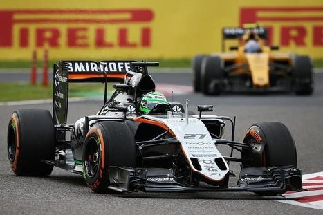 Nico Hulkenberg agrees F1 deal with Renault for 2017 season | F 1 | Scoop.it