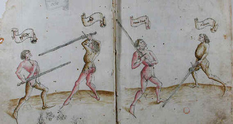 A Brief Look at Stances & Guards of Medieval Longsword | Sword Fighting | Scoop.it