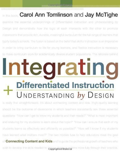 Integrating Differentiated Instruction and Understanding by Design: Connecting Content and Kids | E-Toolbox | Scoop.it