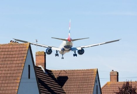 Aircraft noise linked to higher rates of heart disease and stroke near Heathrow - Imperial College London | Pollution and Health Risks | Scoop.it