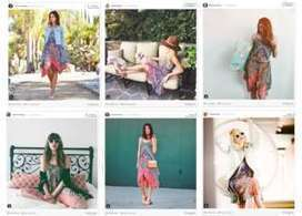 Fashion firm rebuked over Instagram ads by US watchdog - BBC News | Foundation Degree Information Society | Scoop.it