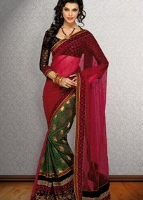 Heavy Embroidery Sarees UK | Heavy Embroidery Sarees | Scoop.it